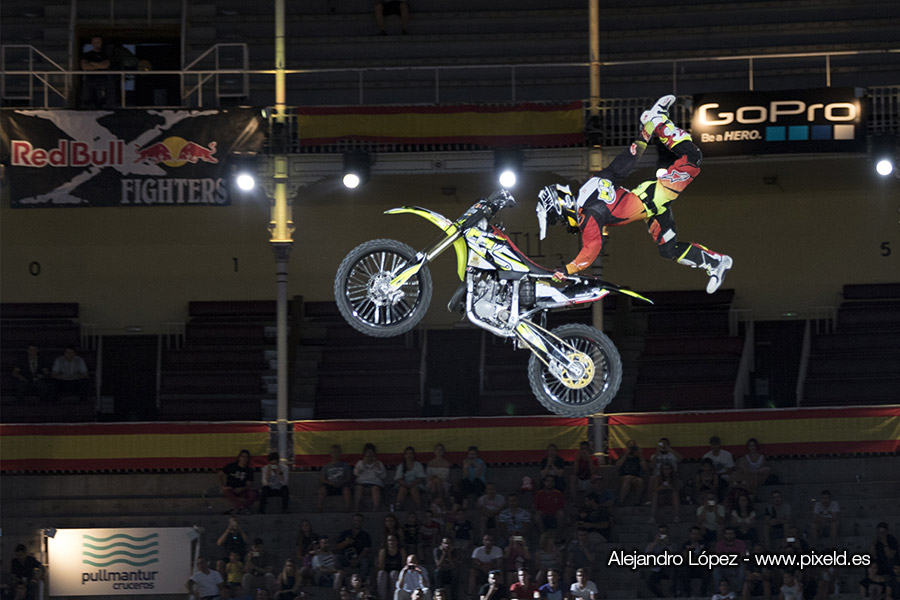Red Bull X-Fighters 8