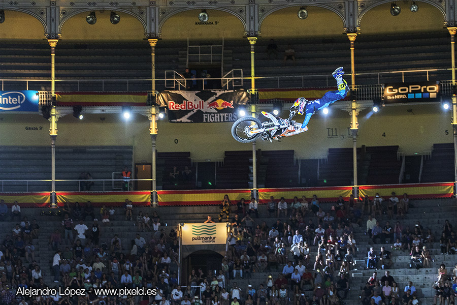 Red Bull X-Fighters 9