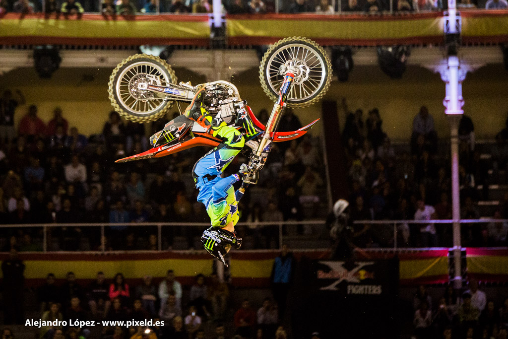 Red Bull X-Fighters 14