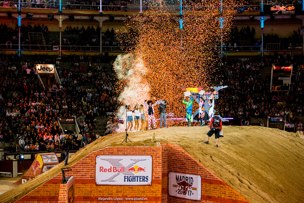 Red Bull X-Fighters 15
