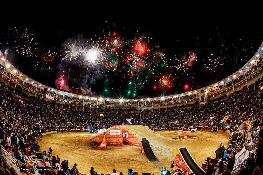 Red Bull X-Fighters 16
