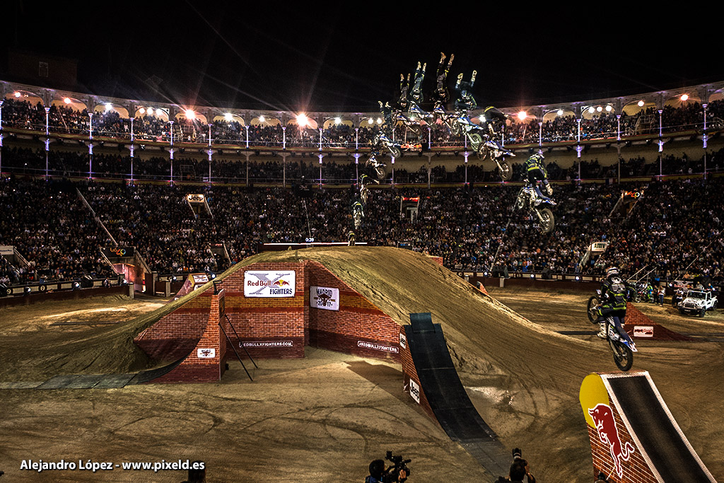 Red Bull X-Fighters 17