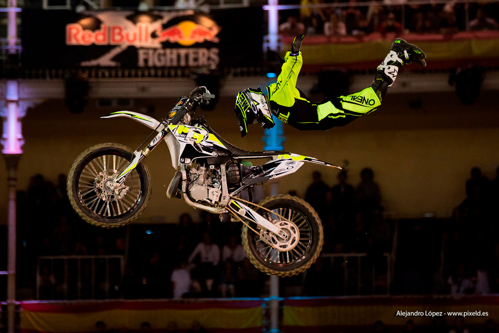Red Bull X-Fighters 3