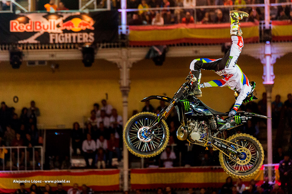Red Bull X-Fighters 4
